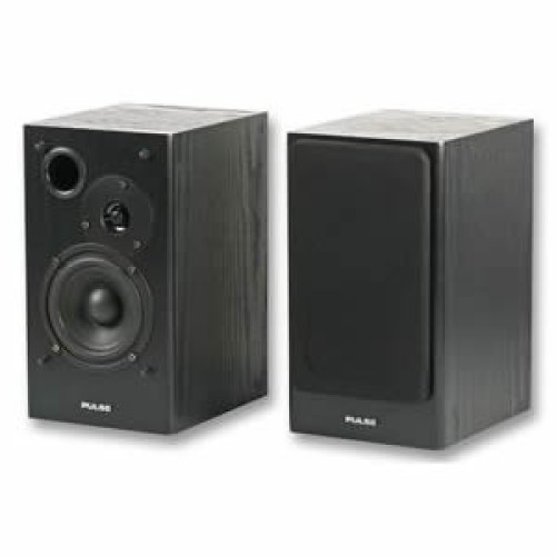 Budget Studio Active Speakers - Black